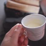 Mjölk i kopp